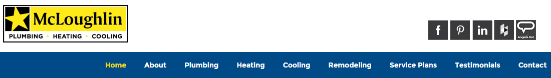 McLoughlin Plumbing, Heating & Cooling